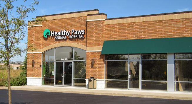 Algonquin IL Veterinarian - Healthy Paws Animal Hospital