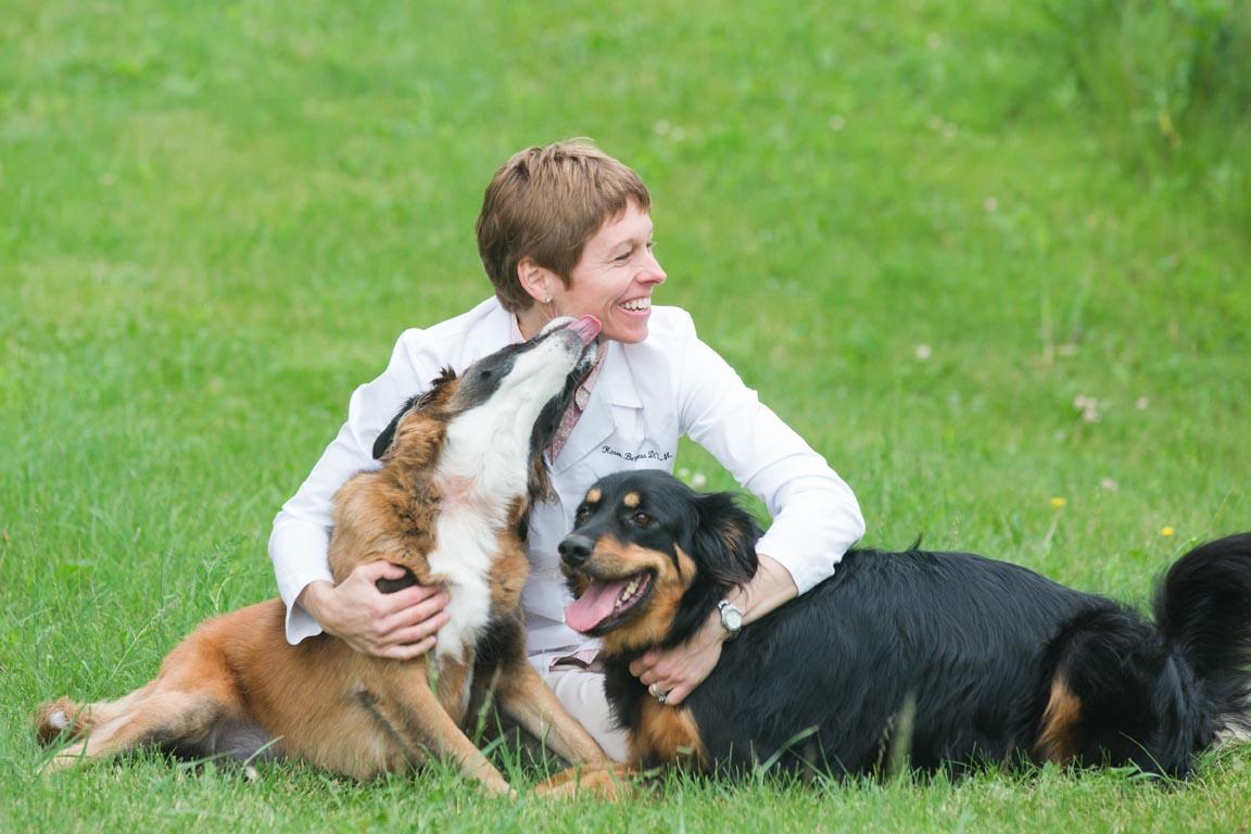 Dr Burgess, Head Veterinarian, Healthy Paws Animal Hospital